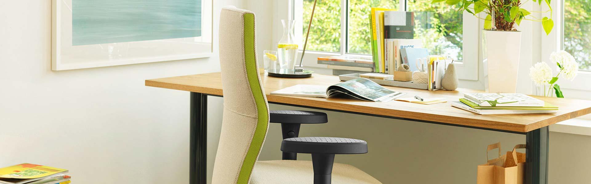 orthop dische ergonomische b rost hle aus berlin l ffler. Black Bedroom Furniture Sets. Home Design Ideas