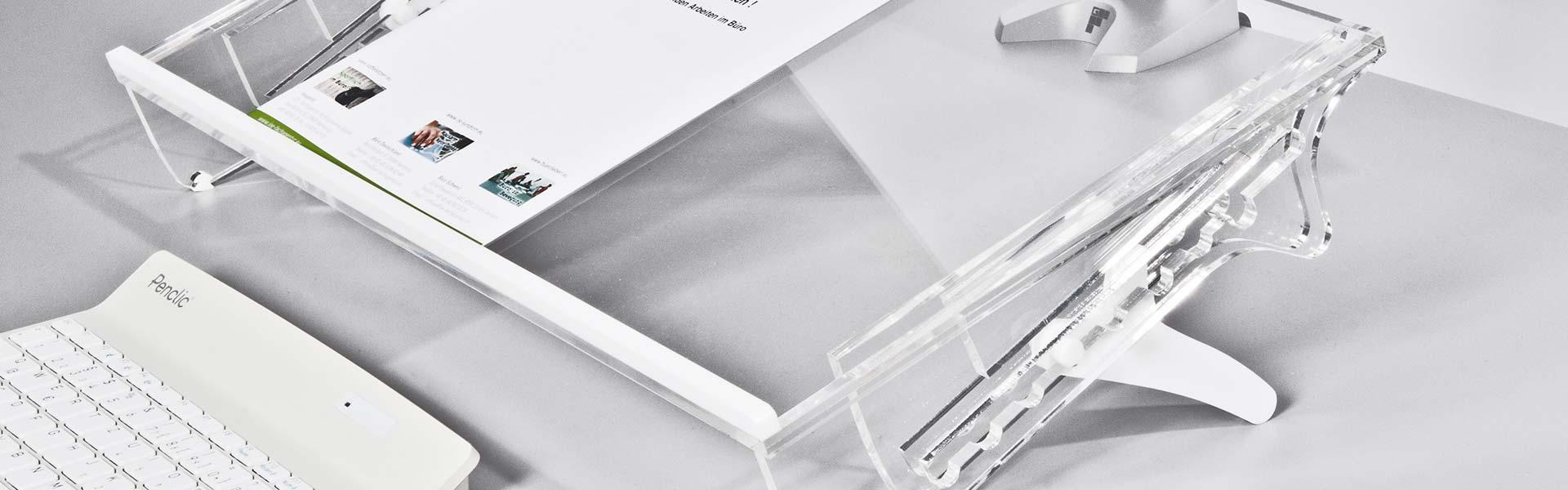 dokumentenhalter orthop dische ergonomische b rost hle aus berlin. Black Bedroom Furniture Sets. Home Design Ideas