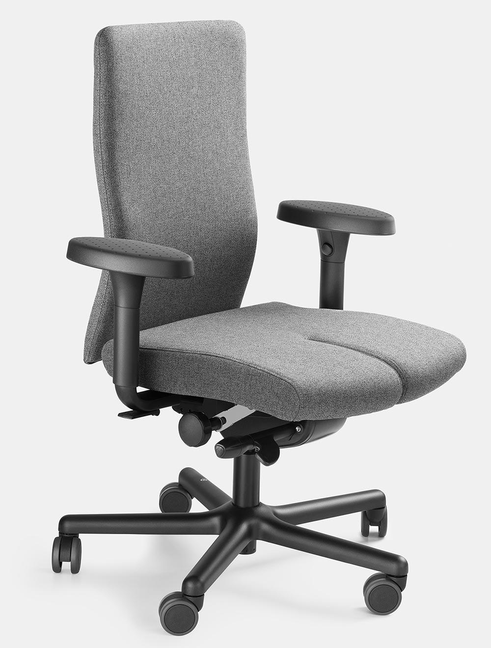 l ffler orthop dische ergonomische b rost hle aus berlin. Black Bedroom Furniture Sets. Home Design Ideas